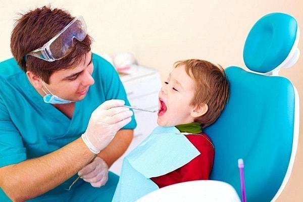 Афтозный стоматит у детей - лечение